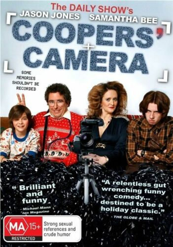 1 of 1 - Coopers' Camera DVD - New/Sealed Region 4 DVD   cooper's