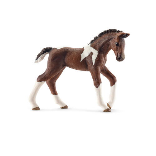 13758 Schleich Trakehner Fohlen  Pferd Pferde für Pferdehof V12