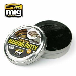Ammo MIG 8012 - masquage Putty (23 73 €/ 100g )
