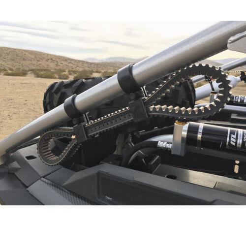 "Polaris RZR RANGER GENERAL with 1¾/""  Round Roll Bar UTV Spare Belt Mount Carrier"