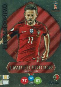 Panini-Adrenalyn-XL-World-Cup-2018-Russia-WM-Limited-Edition-Bernardo-Silva
