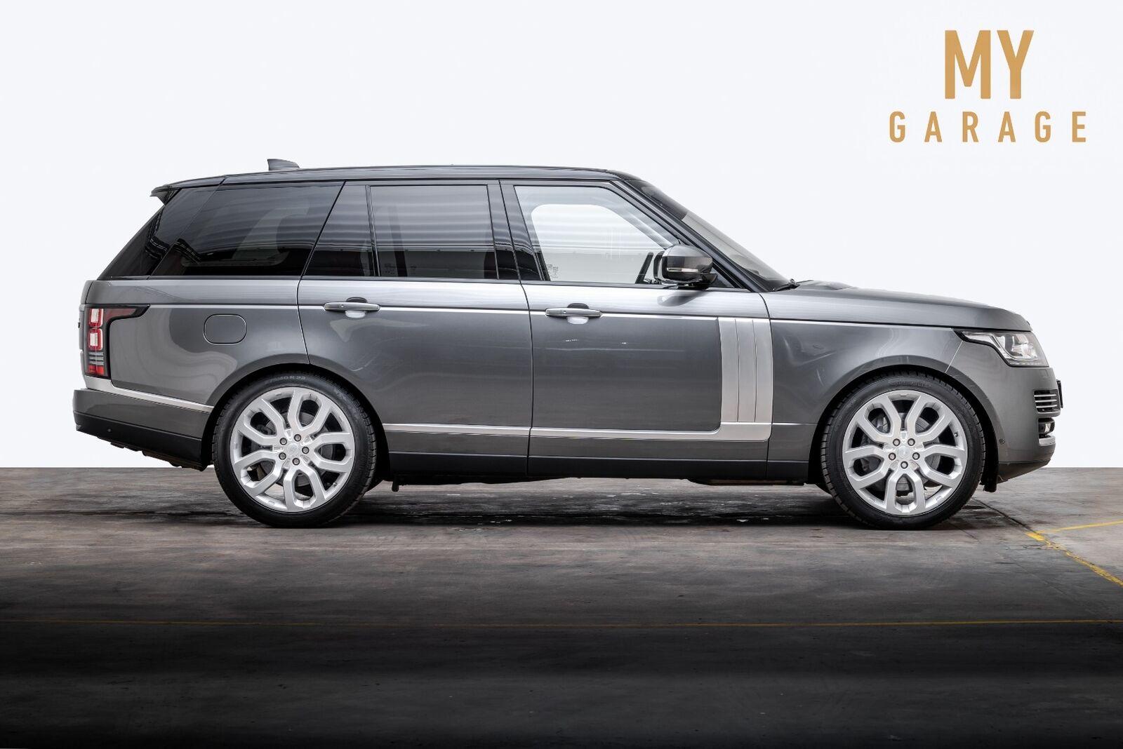Land Rover Range Rover 4,4 SDV8 Autobiography aut. 5d - 6.595 kr.