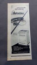 PUB PUBLICITE ANCIENNE ADVERT CLIPPING 23617 PLAQUE THERMIQUE TRARAPIDE SCHOLTES