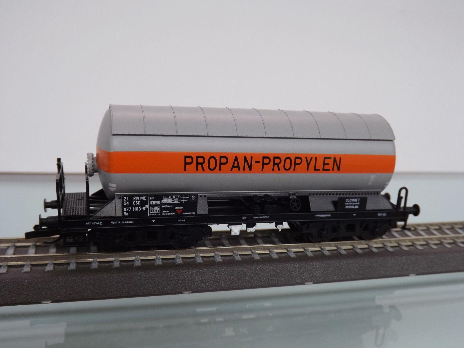 "Tillig 15010 - Tt Gauge Car Gas Boiler Ra Toys Propan-Propylen ""the Csd,Ep.iv -"