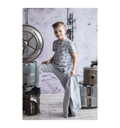 Trousers Boys Kids Black or Grey Brand New 2-11 years