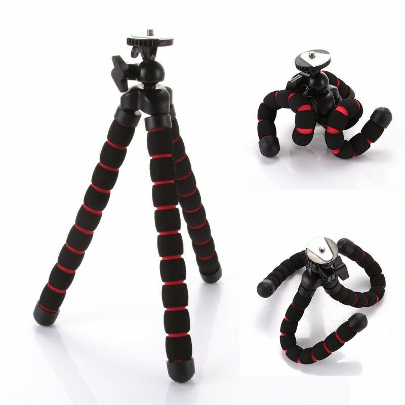 Medium flexible tripod. Brand new.
