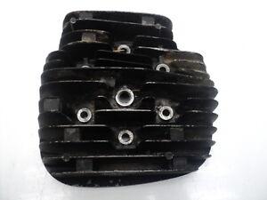 Suzuki PE400 PE 400 #2199 Cylinder Head Assembly