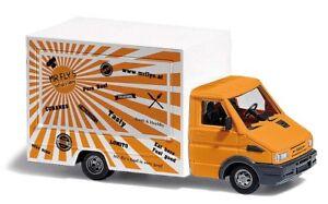 Busch-5429-H0-Sandwich-Verkaufswagen-New-Original-Packaging