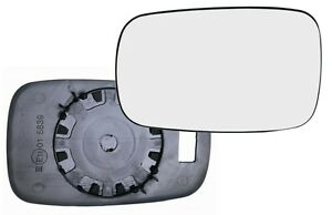 miroir glace retroviseur renault scenic 2 2003 2009 1 5 1 9 dci 1 4 t conducteur ebay. Black Bedroom Furniture Sets. Home Design Ideas