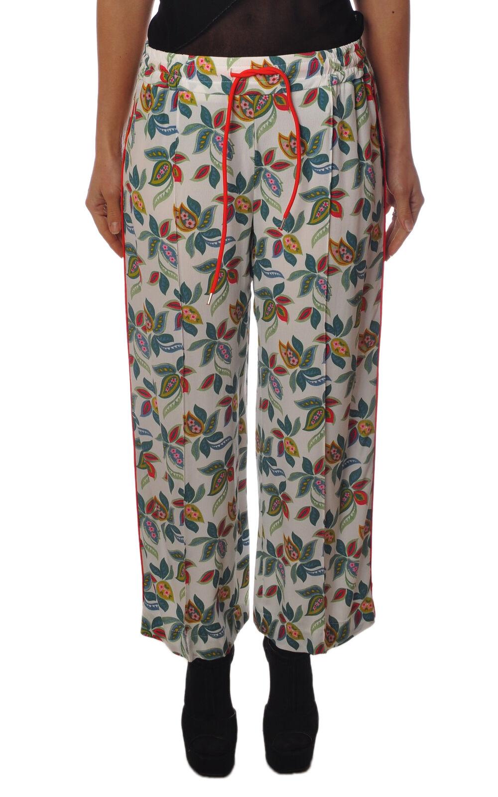 Ottod'ame - Pants-Pants - Woman - Fantasy - 4967931G181318