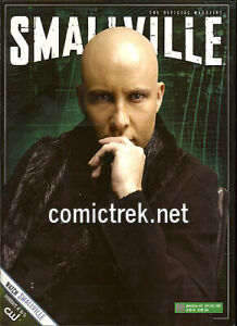 Smallville-Official-Magazine-22-PX-Variant-Exclusive-Michael-Rosenbaum-Superman
