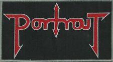 """Portrait """"Logo"""" Patch/Aufnäher 602034 #"""