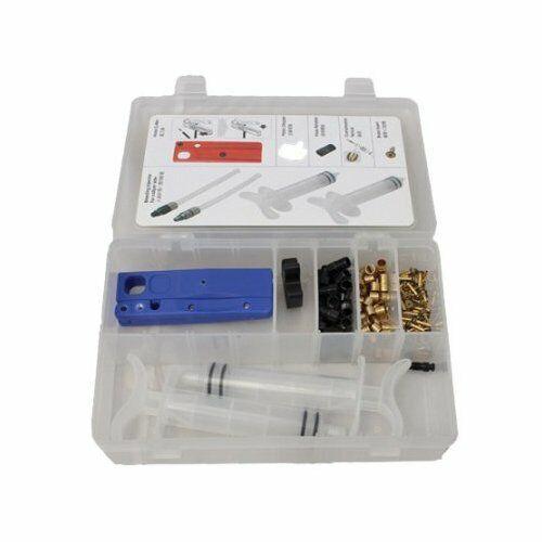 TRP Advanced Bleed Kit Mineral Oil Advanced Brake Disc Bleed Tool Kit
