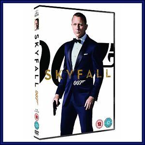 James Bond Oo7 Skyfall Brand New Dvd Ebay
