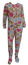 Looney Tunes Tweety Bird Footed Pajamas Footie 1 Piece S M XL or 1X NWT GIFT