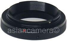 T-2 T2 T-Mount Adapter For Nikon D5000 D3000 D100 D200 Camera Custom