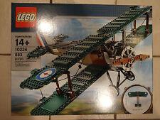 LEGO Creator 10226 Sopwith Camel biplane New in sealed box