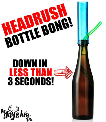 Stag Do Drinking Accessories Beer Bong Games Party Night Idea