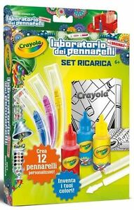 Ricarica-Laboratorio-dei-Pennarelli-Originale-Crayola