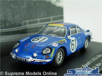 Atlas 1:43 Renault Alpine A 110-1969  blue