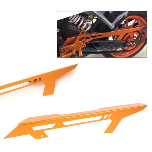 Drive Belt Chain Guard Cover For KTM RC125 200 390 14-16 125 200 390 DUKE 13-16