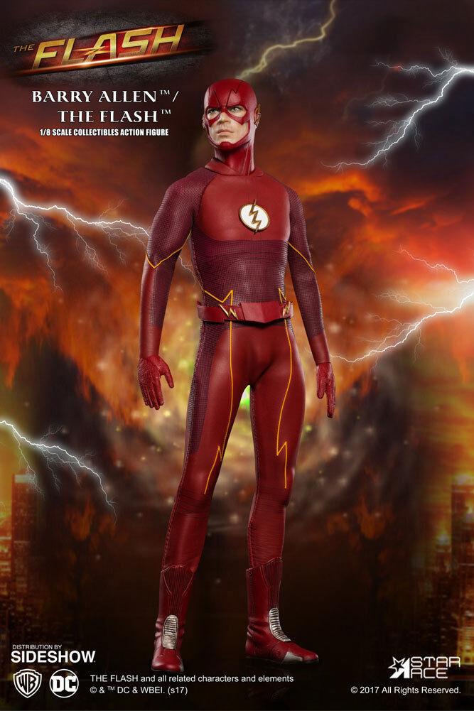 1 8 Flash (TV) Barry Allen Star Ace Mego 8 in (environ 20.32 cm) action figure DC COMICS