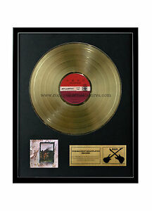 rgm1010-LED-ZEPPELIN-IV-dore-Disque-24K-plaque-LP-30-5cm