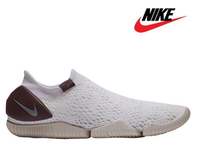 Nike Men's Aqua Sock 360 Athletic Water Shoses 885105-004(Grey Gunsmoke)