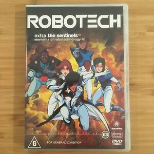 Robotech-E3-The-Sentinels-Elements-Of-Robotechnology-III-DVD-PAL-Region-4
