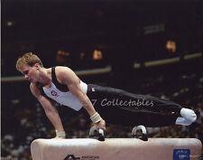 PAUL HAMM 2004 OLYMPIC GOLD MEDAL WINNER USA GYMNASTICS 8X10 PHOTO #1