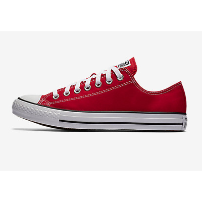Converse Chuck Taylor All Star Unisex Red Low Top M9696