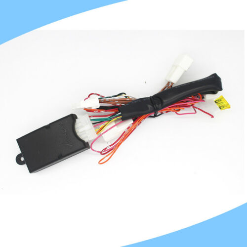 Car Folding Mirror Automatic Control Box Plug And Play For Lexus CT200
