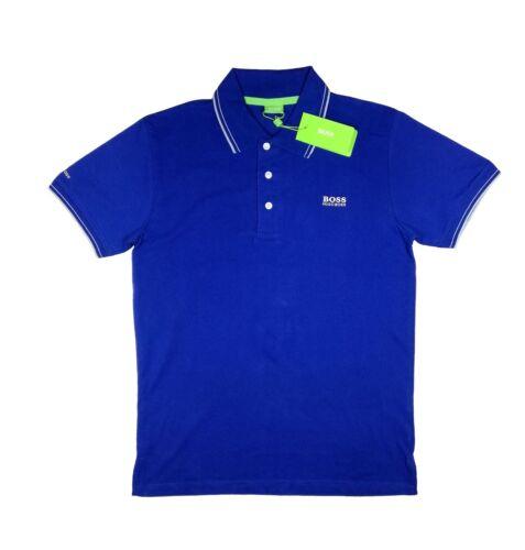 NWT Hugo Boss men/'s Polo T Shirts Tee Short Sleeve 100/% Cotton Size S M L XL 3