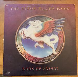 Book Of Dreams - The Steve Miller Band 1977 LP