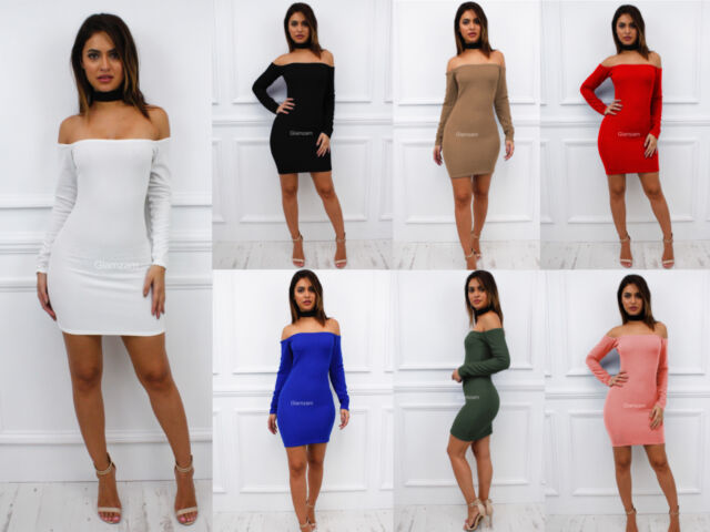 Womens Off Shoulder Fashion Is New Trend-Needs no special event