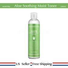 Secret Key Aloe Soothing Moist Toner 248ml Sample