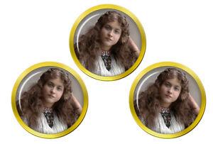 Maude-Fealy-Marqueurs-de-Balles-de-Golf