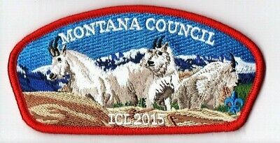 Boy Scout Montana Council ICL 2016 Friends of Scouting FOS CSP//SAP