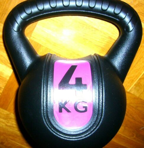 neu und ovp++ 6 kg oder 4 kg Kugelhantel CRANE