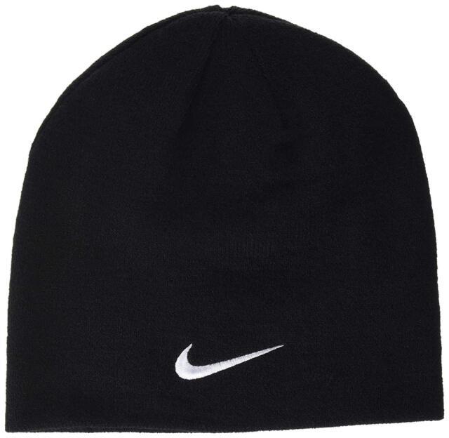 a4f2362ef Nike Unisex Team Performance Beanie Hat Black Onesize Vr162 03