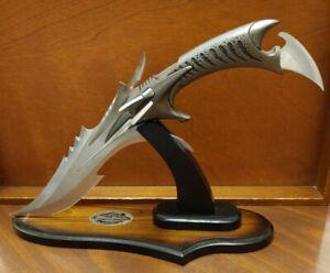 FF206 RARE Gil Hibben Tiger Shark Knife 2002 lst Production Run 2890/3000