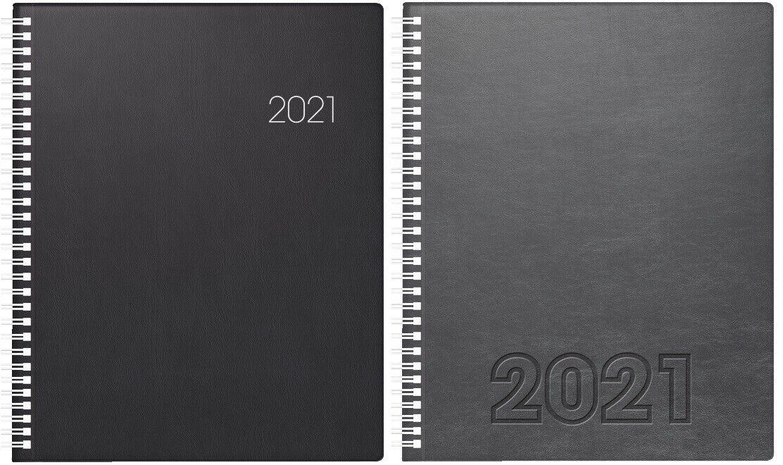 Rido Idé partner// Industrie Kunstleder Trend 2021 Taschenkalender A7 2 S.=1 W.