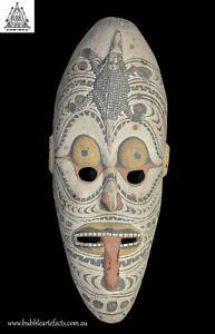 Large Ancestor Spirit House Mask, Sawos, PNG, Papua New Guinea, Oceanic