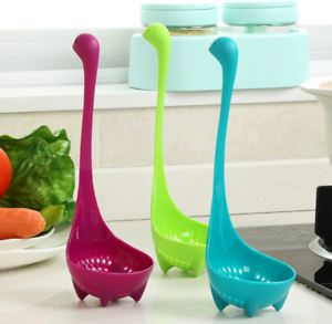 Dinosaur-Spoons-Soup-Loch-Ness-Ladle-Monster-Spoon-Long-Handle-Vertical