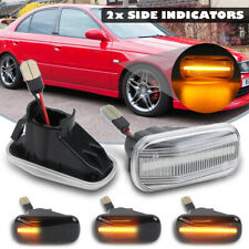 For 2001 2009 Honda Accord Integra Odyssey Led Turn Signal Side Marker Lights Fits Rsx