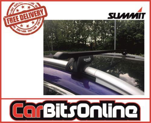 5 Door Summit Roof Bars For Cars With Running Rails 02-09 Kia Sorento