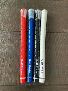 Golf-Pride-Tour-Wrap-2G-Standard-Rubber-Grip-Choose-From-4-Colours-Free-Postage