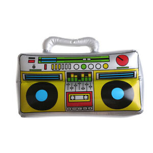 Funny-Party-Toy-PVC-Inflatable-Radio-Simulation-Instrument-Toy-for-Kids-Gift-FU