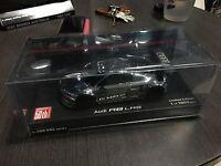 Kyosho Mini Z Audi R8 50th Anniversary Chrome Body Limited Edition