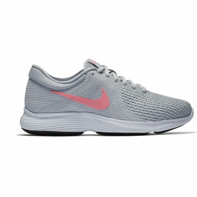 d91b1c3177dca Nike Revolution 4 Womens 908999-016 Platinum Sunset Pulse Running Shoes  Size 8